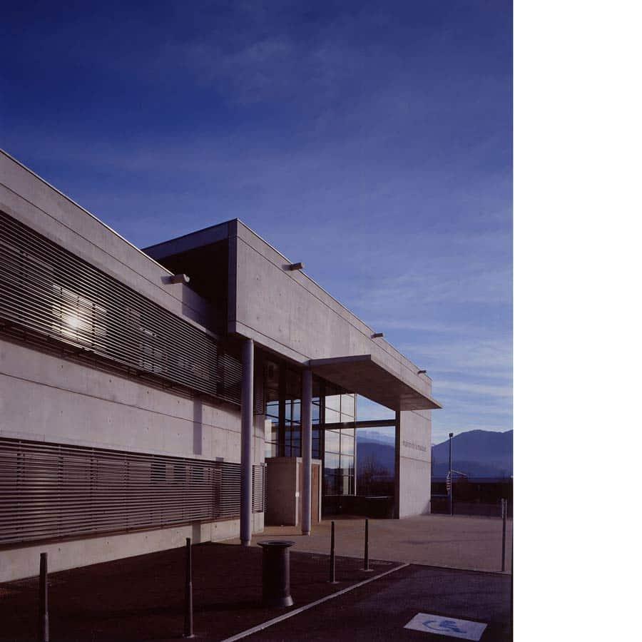 maison de la musique meylan chapuis royer architectes grenoble. Black Bedroom Furniture Sets. Home Design Ideas